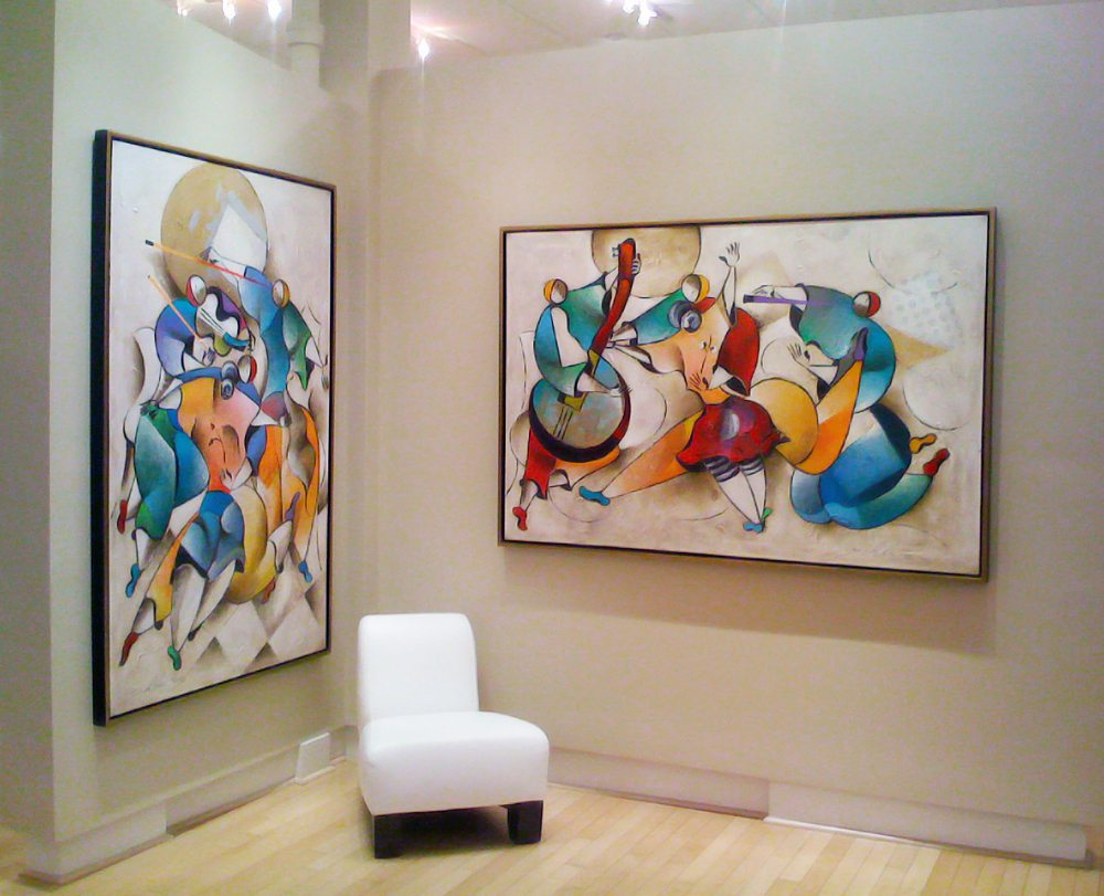 Consignment Art Gallery